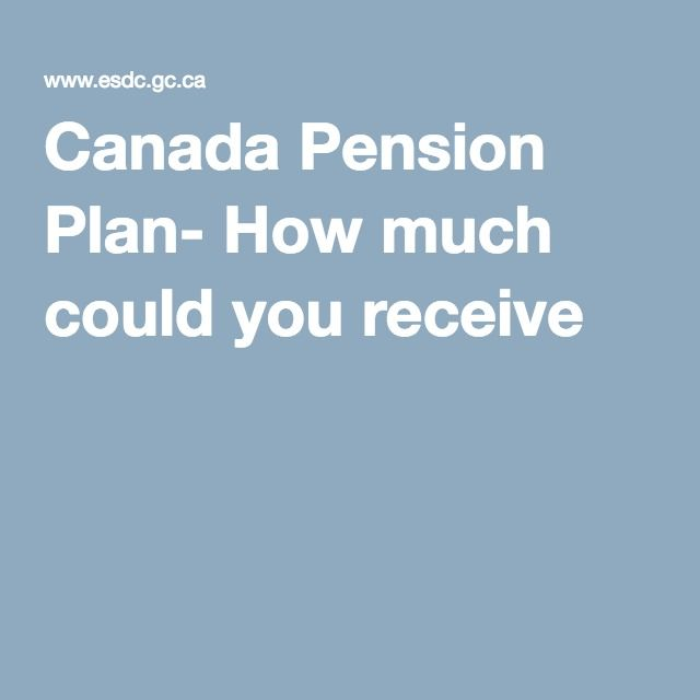Best  Canada Pension Plan Ideas On   Pension Plan