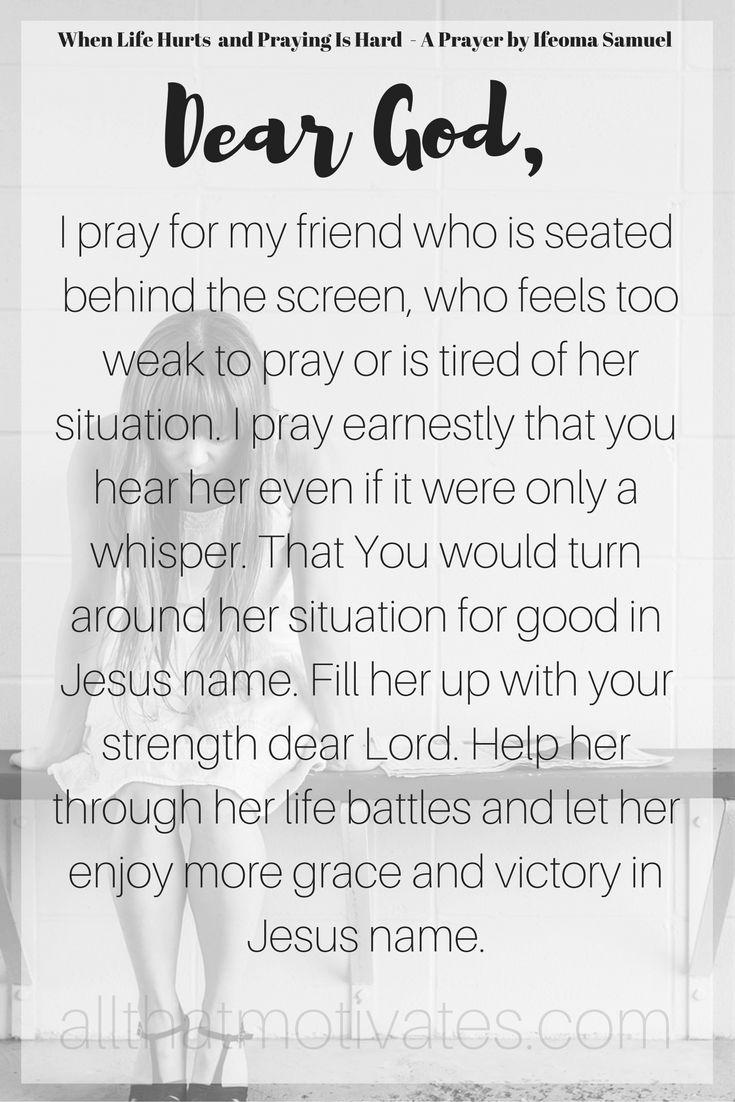 best 25 prayer for a friend ideas on pinterest daily