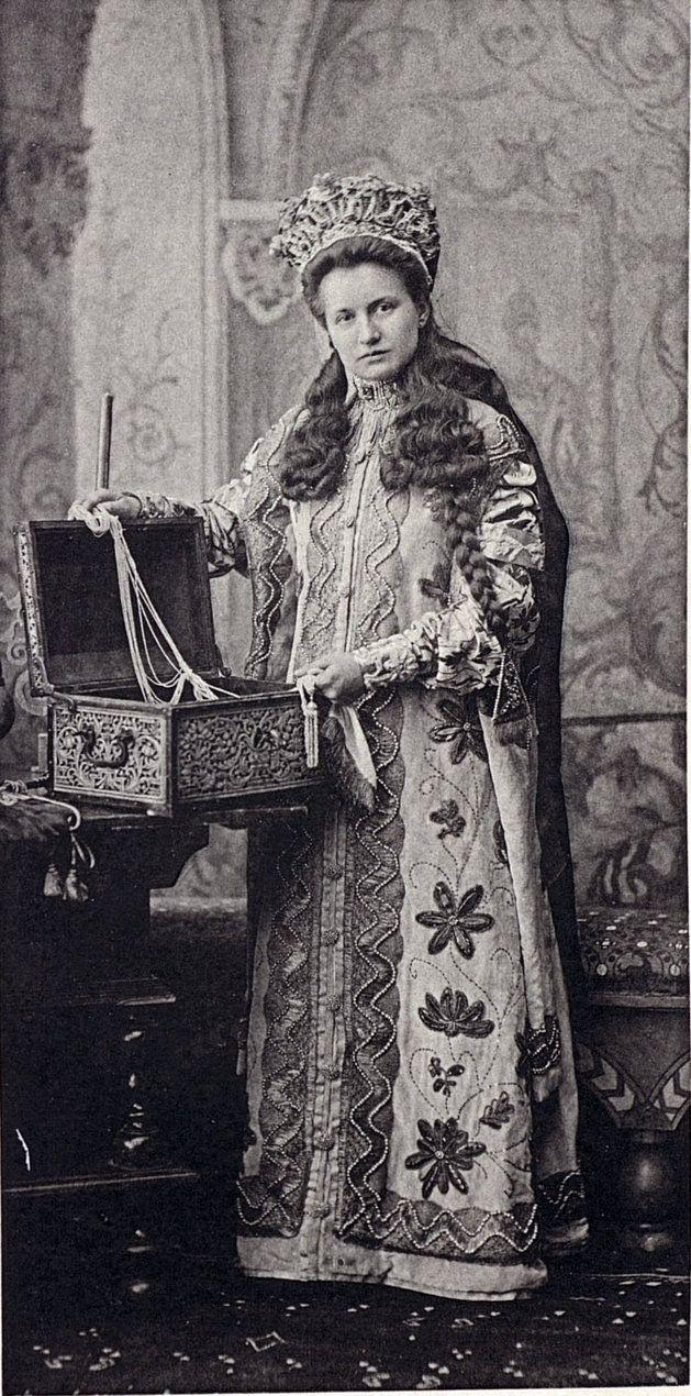 Princess Sophie Shakhovski at the Winter Palace Costume Ball of 1903.....051 by klimbims on deviantART