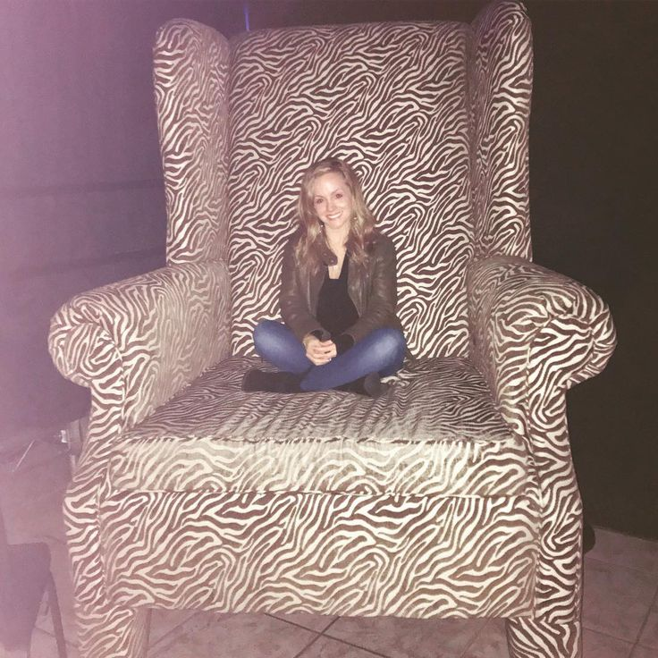 Kelly Stables - I have found the perfect accent chair.