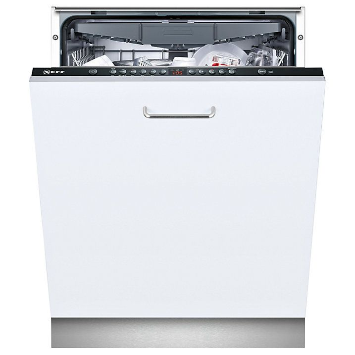 Buy Neff S513K60X0G Integrated Dishwasher Online at johnlewis.com