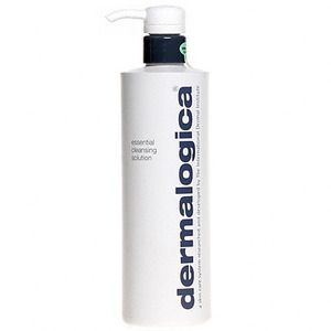 Expressions Skin Care and Make-up - Dermalogica Essential Cleansing Solution 16.9 oz., $52.00 (http://stores.expressionskincare.com/dermalogica-essential-cleansing-solution-16-9-oz/)