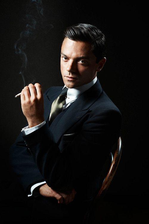 Ian Fleming - Dominic Cooper in Fleming.