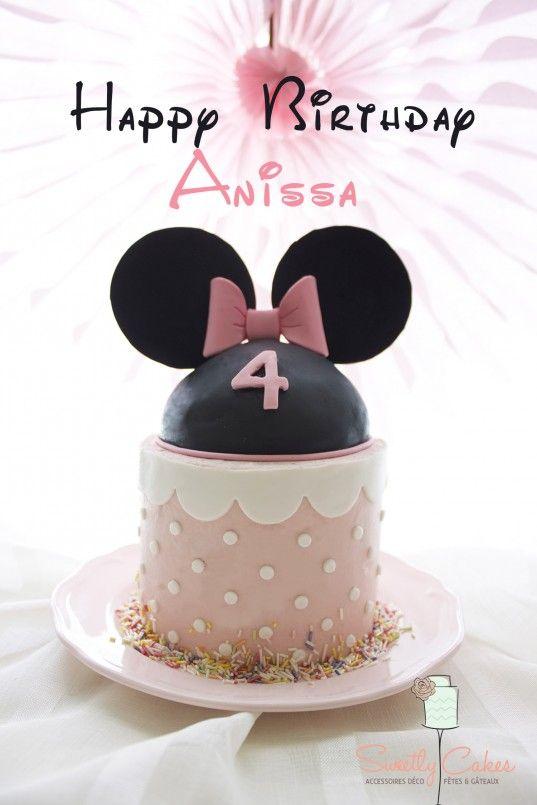 "Sweetly Cakes - ""Minnie"" Cake"