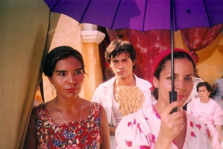 Un día caluroso en Tlacotalpan Veracruz./A hot day at Tlacotalpan Veracruz.