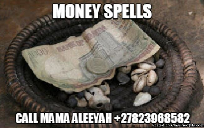 LOST LOVE | PSYCHIC READING | {+27823968582 }} LOVE AND MONEY SPELL CASTER  I am a Spiritual Healer and a love Spell Caster from Southern Sudan. Your hunt for a powerful spell casters ends here. Interested in Real Magic Spells, find lost love, Fortune Telling, Rituals and Potions, Psychic Spiritual Healing or Spiritual growth visit ...........me today Do you have everything you want? Are you happy? How about your love life? Can you use more money more often? How is your health? Do you want…