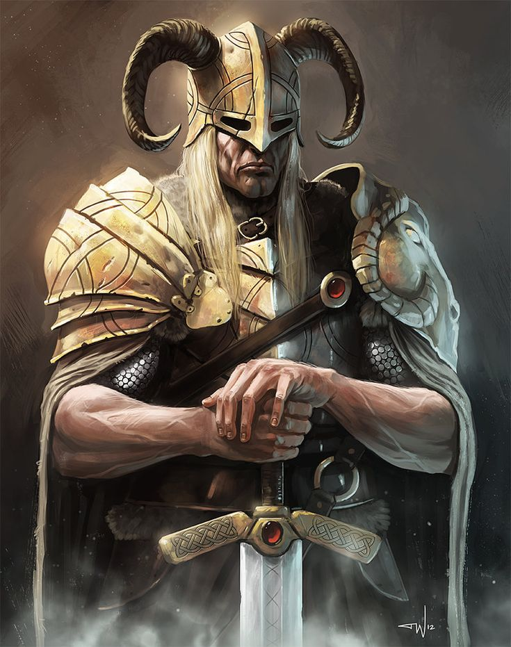 Viking by thomaswievegg.deviantart.com on @deviantART
