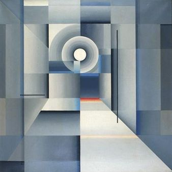 Composition By Rein Draijer ,1930