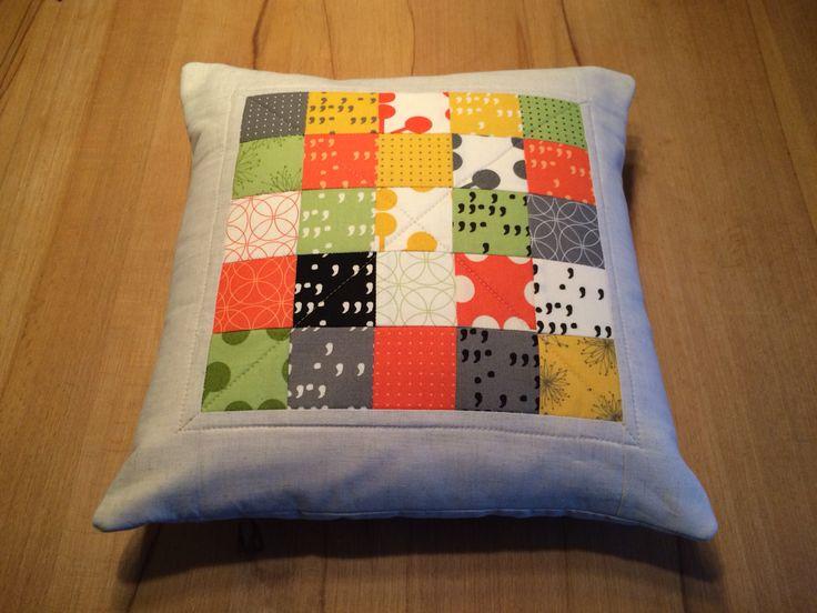 Kerstin's cushion