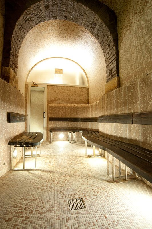 Hotel delle Terme Santa Agnese. Le grotte  #benessere #relax #terme