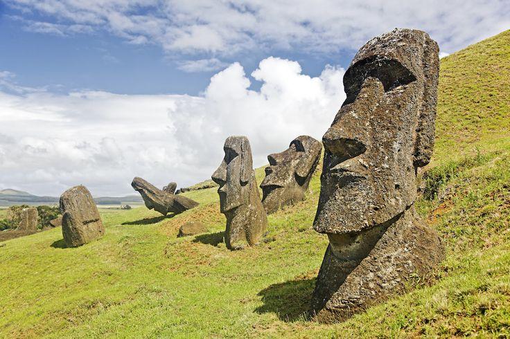 L'île de Pâques : Les lieux les plus isolés du monde - Linternaute