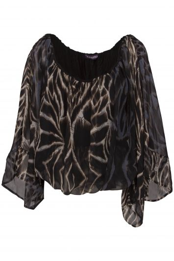 Carima batsleeve blouse