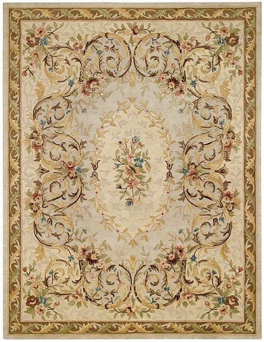 Astoria Grand Tylor Hand Knotted Wool Beige Area Rug Wayfair Area Rugs Capel Braided Rugs Victorian Rugs