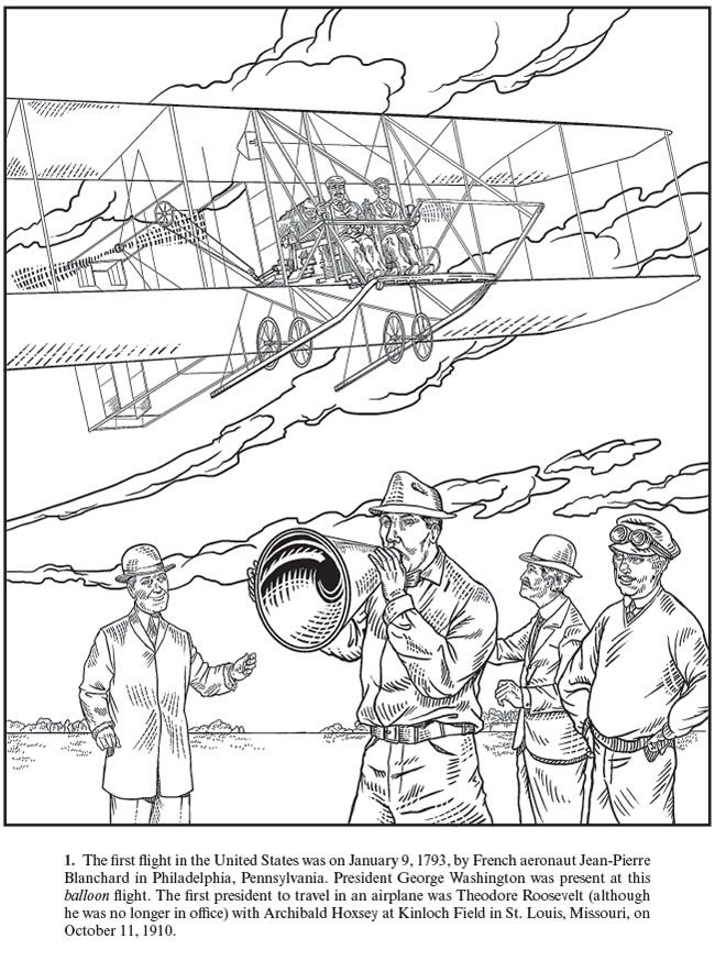 Air Force One Coloring Book 6 Sample Pages Coloring Pages Beach Coloring Pages Coloring Books