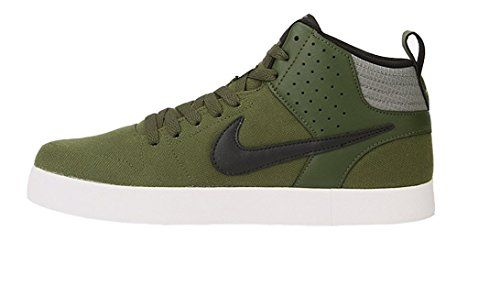 ab9be2f9ed6 Nike Men s Liteforce III Mid Olive Casual Shoes (11 UK India) - TellMePrice