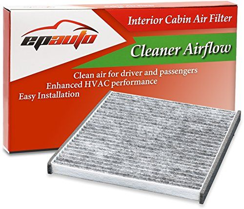EPAuto CP132 (CF10132) Toyota / Lexus Replacement Premium Cabin Air Filter includes Activated Carbon - Compatible model and year list: • LEXUS: ES330 (2005), GX470 (2006-2009), RX350 (2007-2009), RX400h (2006-2008) • TOYOTA: Avalon (2000-2004), Camry (2002-2006), Solara (2004-2008), Sienna (2004-2010) Cross Reference: • TOYOTA: 87139-06030, 87139-32010, 87139-YZZ05 • FR...
