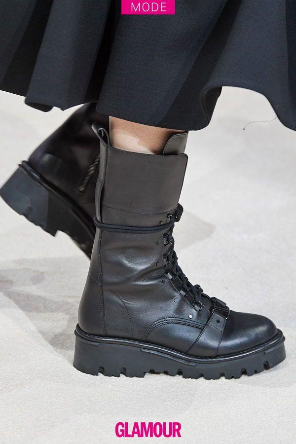 Schuhtrends Herbst Winter 2018 19 In 2020 Valentino Modestil Schuhtrends