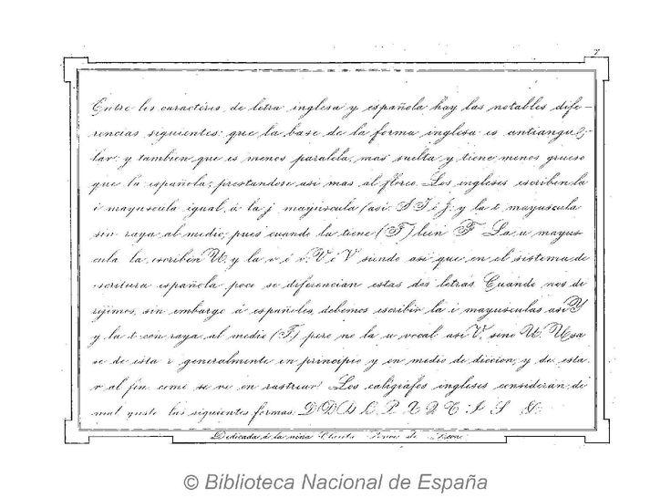El calígrafo general o colección de letras españolas, inglesa, comercial, de damas, italiana, francesa, gótica y de imprenta. Torre, José María de la 1815-1873 — Libro — 1855