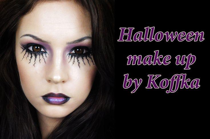 Halloween - макияж ведьмы