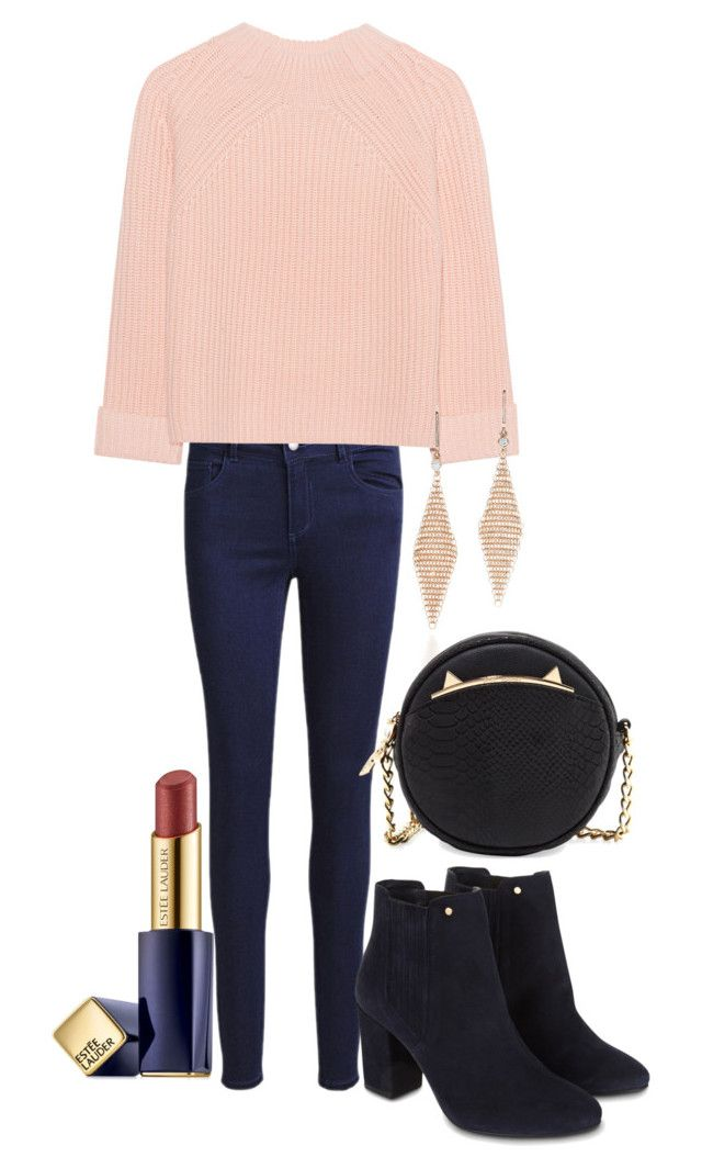 """""""Tenue n°10"""" by vava-creatrice on Polyvore featuring iHeart, Monsoon, Tiffany & Co., Betsey Johnson and Estée Lauder"""