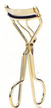 Hot Lashes 24k Gold Plated Best Eyelash Curler W/free Eyelash Curler Refills. Best award winning eyelash curler, 24K gold plated eyelash curler. Ideal for all eyelid shape types. Produces a lasting beautiful curl, sturdy construction. Comes with black medical grade non stick silicone pad in curler producing a up swept curl. Strong curler that creates a curl instead of a crimp.