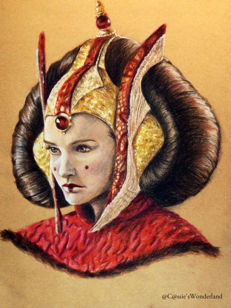 25+ best ideas about Queen Amidala on Pinterest | Star ...