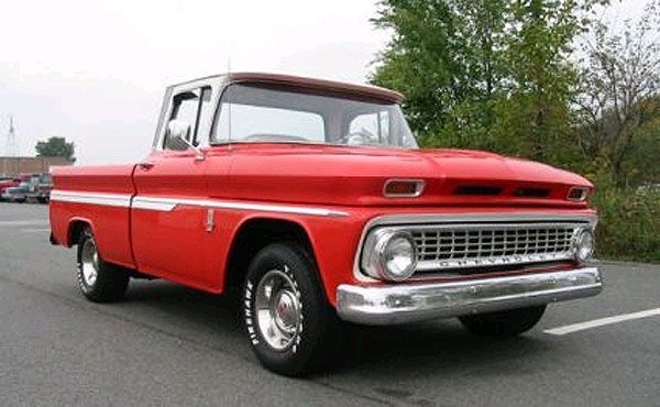 Muscle Cars Forever With Images Classic Chevy Trucks 1963