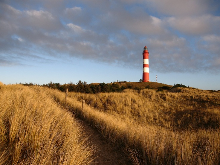 amrum - lighthouse