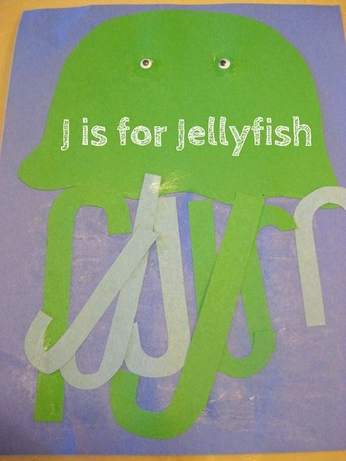 Letter J: Alphabet Activities for Kids