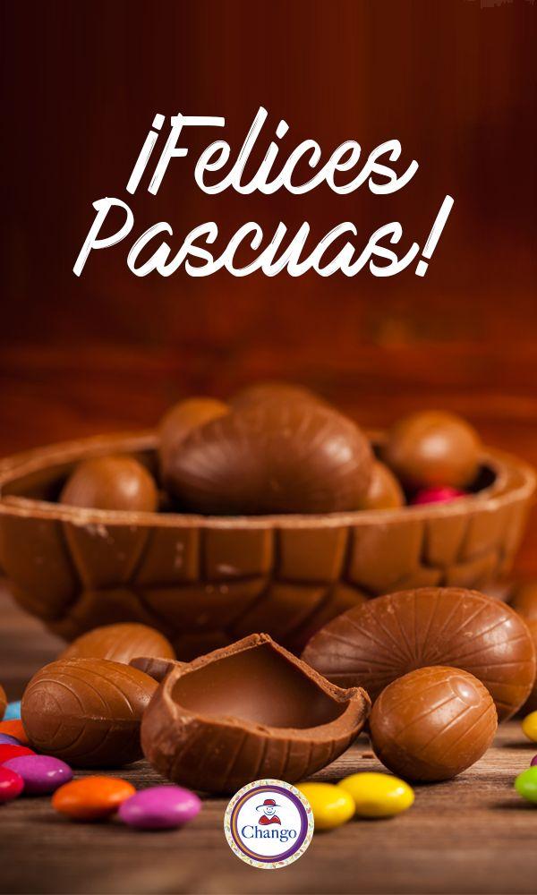 ¡Felices Pascuas!  Disfrutá este día lleno de dulzura junto a tus seres queridos :)