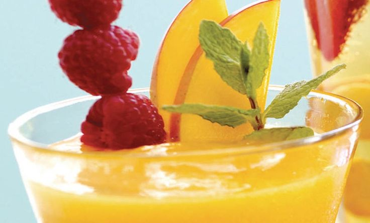 Tap into the tastes of the islands with this slightly slushy delight! #fruity #refreshments #summertime