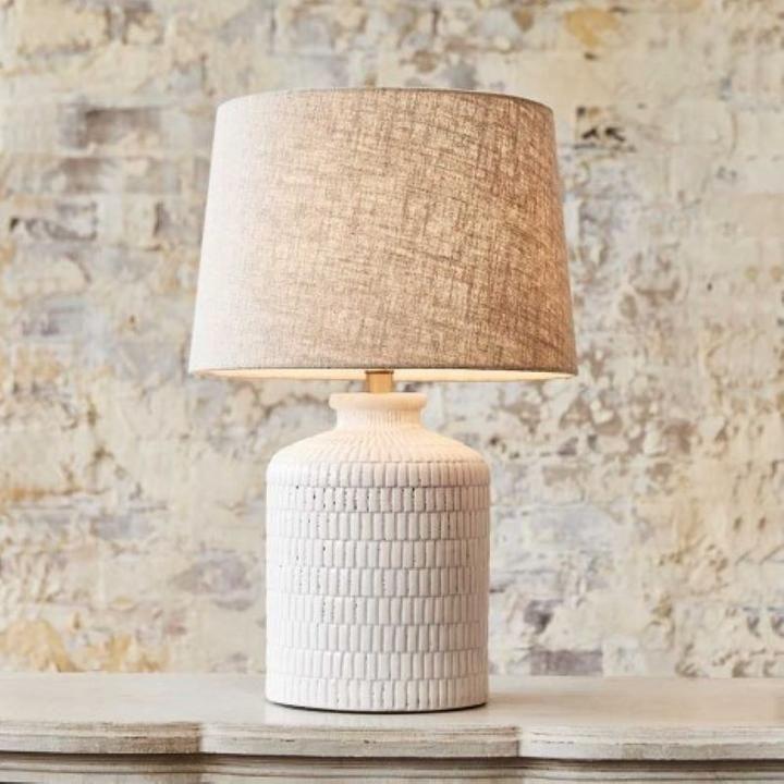 Hamptons Style Ceramic Table Lamp Ceramic Table Lamps White Ceramic Lamps Lamp