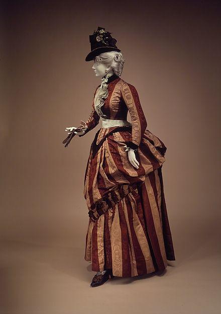 DressCharles Fredrick Worth, 1888The Metropolitan Museum of Art