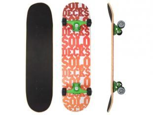 Skate Profissional Type - Solo