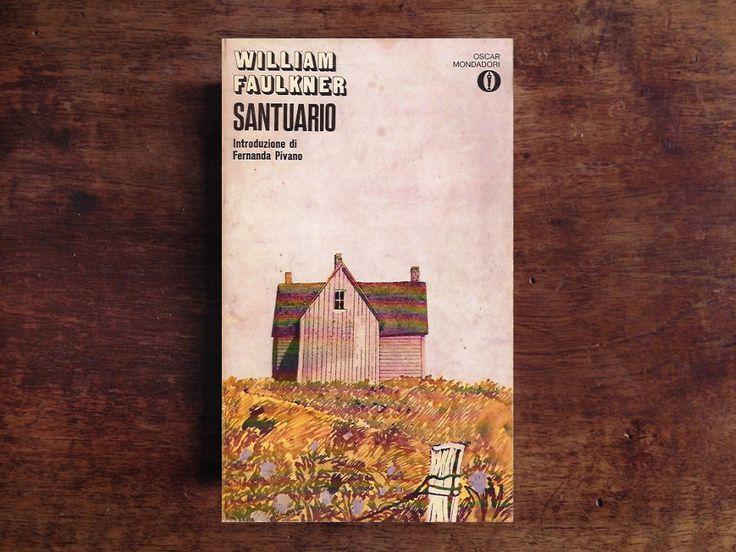"""""""Faulkner ci aiuta a guardare le cose come stanno; e le cose stanno misteriosamente male"""". Enrico Macioci ci dedica la sua lettura di """"Santuario"""". #Libri"""