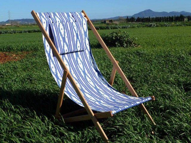 19 mejores im genes sobre sillas en pinterest muebles for Hamaca plegable playa