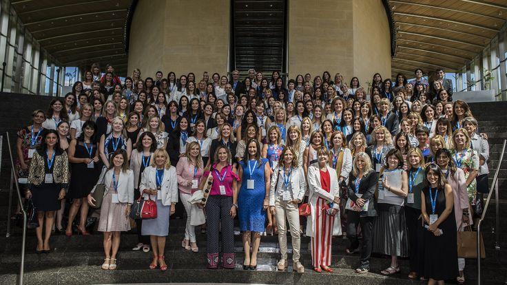 """El W20 lanzó el diálogo nacional de 'Mujeres en puestos de decisión': """"En las empresas existe una prima de riesgo positiva por el solo hecho de ser varón"""""""
