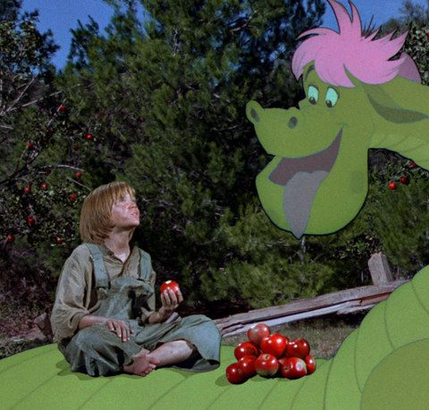 "Sean Marshall quit showbiz shortly after he played the adorable orphan Pete in the classic 1977 Disney film ""Pete's Dragon."""