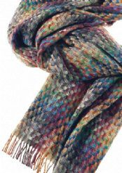 MISSONI HOME 'HUSKY 100' THROW, $610- @luxe by design