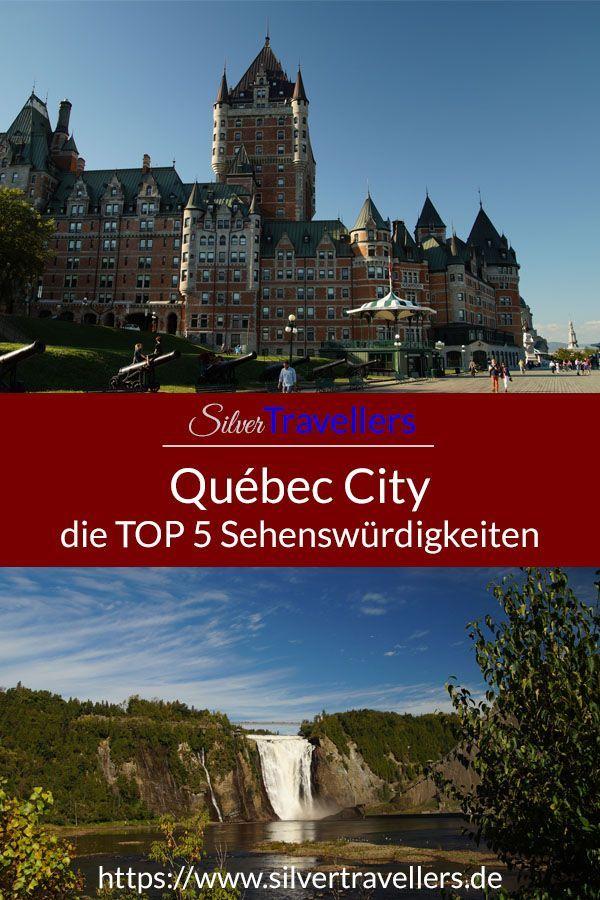 Québec City - diese beeindruckenden Sehenswürdigkeiten ...