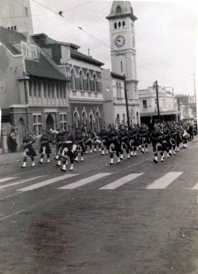 Redfern Street.1960