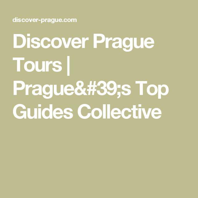 Discover Prague Tours | Prague's Top Guides Collective