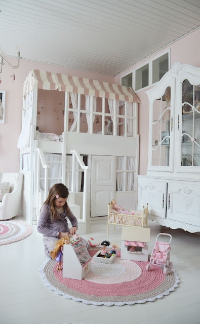 A beautiful little life: childrens bed For more childrens beds inspiration follow us at Cuckooland.com
