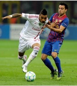 MILAN: Probabile formazione contro il Barça