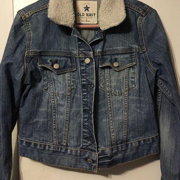 Old navy Jean jacket ! Light wash Jean jacket ! Jackets & Coats Jean Jackets