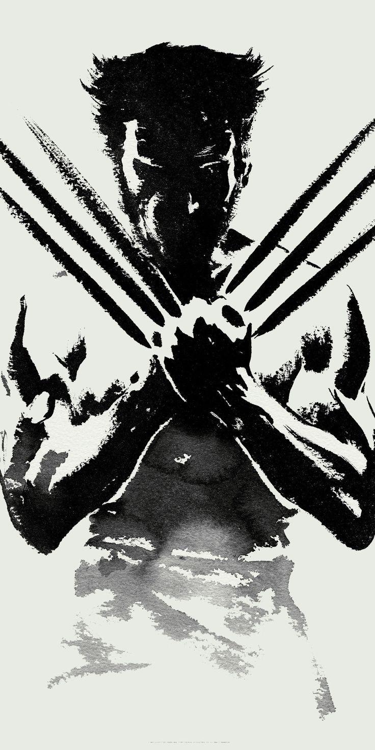 Wondrous Wallpaper Wolverine X Men Superhero Minimal Artwork 10802160 Wallpaper Wolverine Artwork Wolverine Art Wolverine Comic