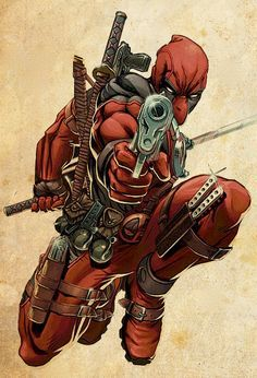 "Deadpool is one of the cooler comic book characters, he is the ""Psychotic Marvel Anti-hero Extraordinaire"""