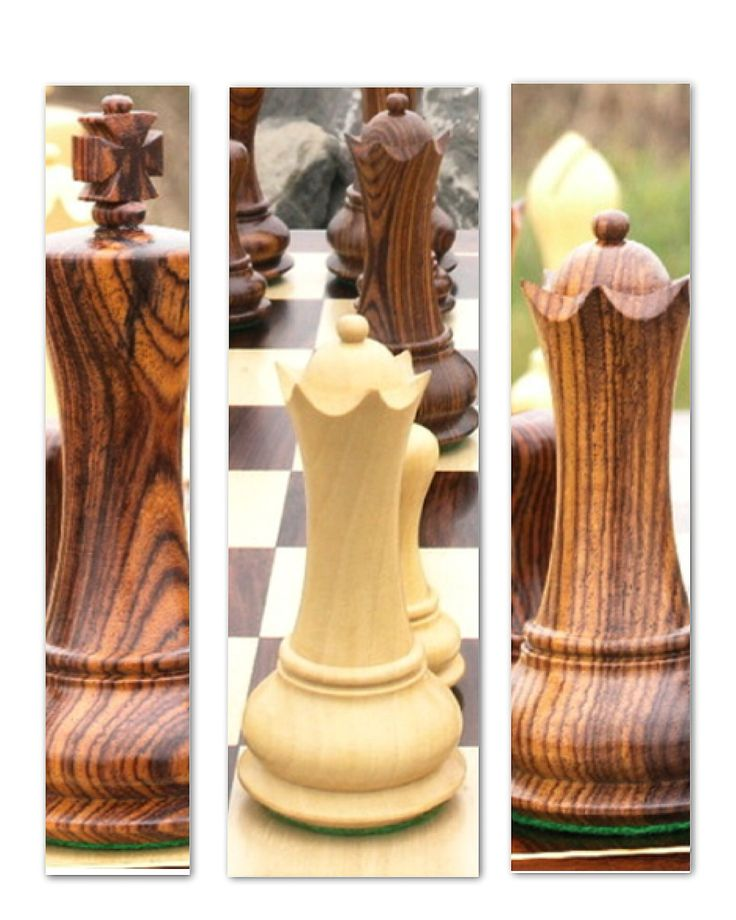 An Outstanding Design Made To Last Generations. Find This Pin And More On Luxury  Chess Sets ...