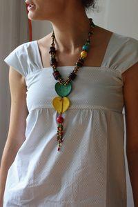 TUTO : Jolie blouse, très simple