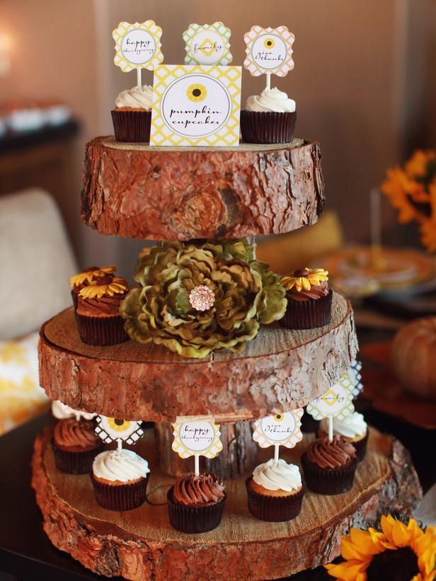 cupcake stand?